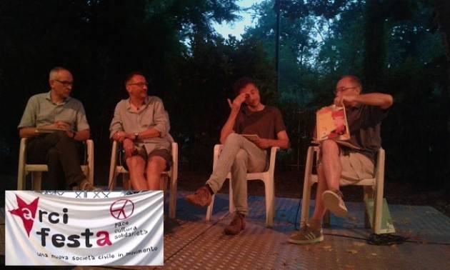 (Video) Arci Festa 2018 Cremona Portiamo 'Pazienza' Boris Battaglia e Marco Leoni si dedicano all'iconico Zanardi