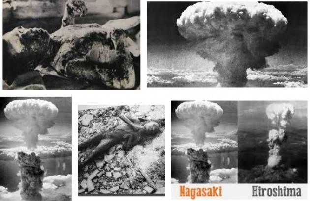 VITERBO COMMEMORA LE VITTIME DI HIROSHIMA del 6 agosto 1945
