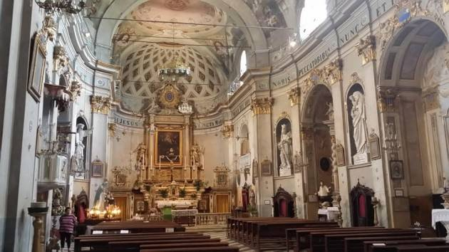 Triora : fino al 26 agosto saranno aperte al pubblico la Collegiata e l'Oratorio di San Giovanni Battista  di Christian Flammia