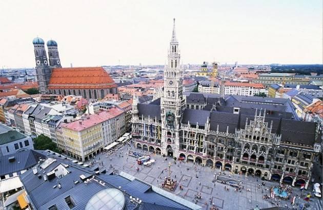 Offerta di  2 posti di lavoro a Monaco di Baviera
