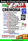 (Video) Il Sindaco Galimberti apre  venerdì 17 agosto la festa dell'Unità di Cremona