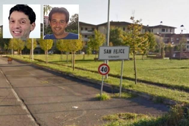 Bando Periferie (San Felice) Alessandro Carpani (Lega Nord Cremona ) se la prende con Galimberti e con il PD