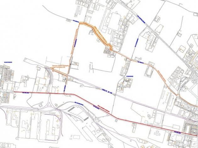 Cremona: approvato il progetto definitivo del tratto di pista ciclabile di via Sesto fino a via Bonisolo