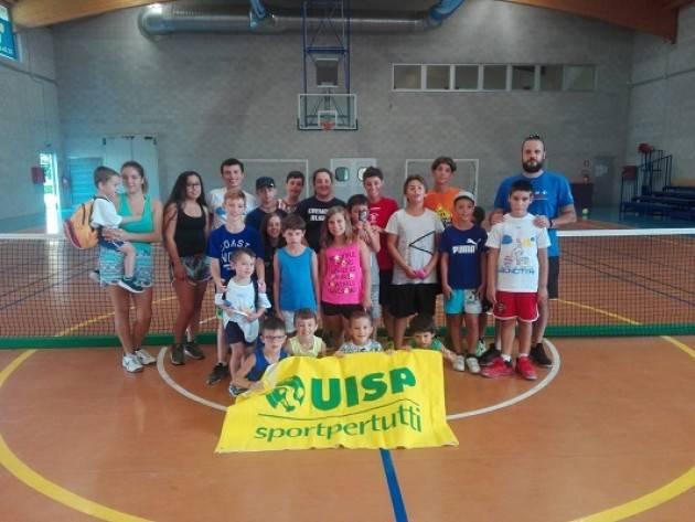 AGOSTO INSIEME , IL PRIMO CAMPUS di UISP Cremona All' insegna dello sport per tutti.