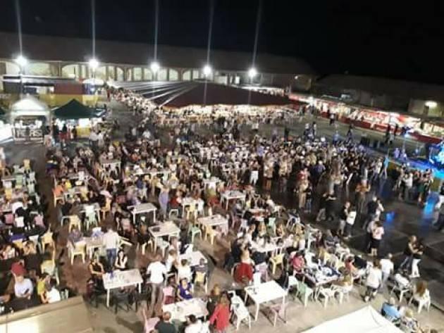 A Crema Continua Festa Unità OMBRIANELLO 2018  Il programma del 3 e 4 settembre