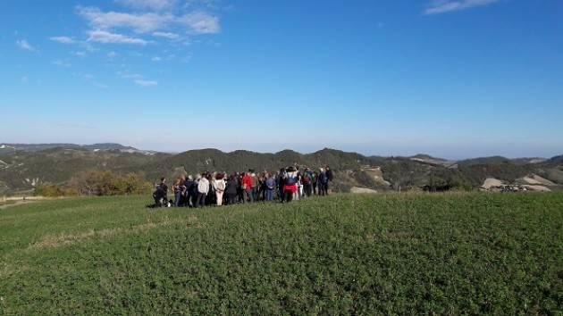 IL SENTIERO DELLE FONTANE Escursione  del 14 ottobre a Poggio Ferrato (Pavia)