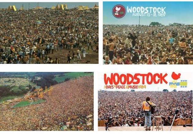 AccaddeOggi    #15agosto  1969 – Primo giorno del Festival di Woodstock che riunirà 400.000 spettatori