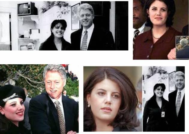 AccaddeOggi    #17agosto 1998 - Scandalo Monica Lewinsky: il presidente statunitense Bill Clinton ammette 'relazioni fisiche improprie'