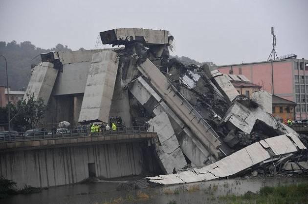 Crollo ponte Morandi, Aduc al Governo: festina lente