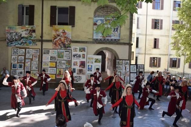 Piacenza: Festival internazionale dei Giovani, il 21/8 in piazza Cavalli artisti da Taiwan, Romania, Georgia e Russia