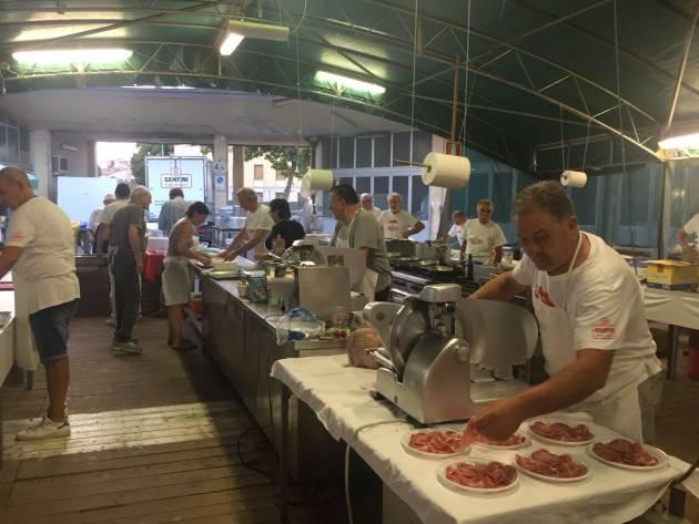 Si è conclusa il 28 agosto la Festa de l'Unità di Cremona. Piloni ringrazia i cittadini ed i volontari