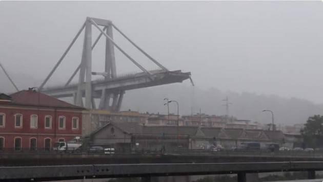 Del crollo del ponte di Genova si parlerà a lungo di Elia Sciacca (Cremona)