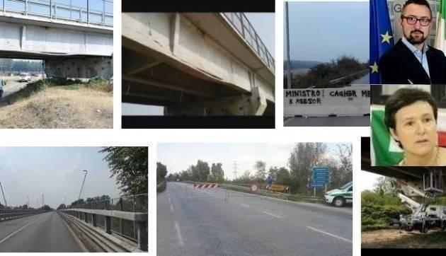 La tragedia di Genova ed i ponti cremonesi-mantovani di Matteo Piloni, Antonella Forattini (PD)
