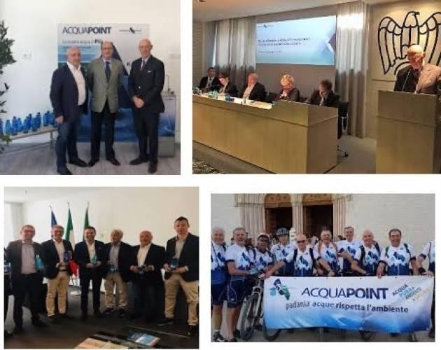 Padania Acque Cremona la News Letter di agosto 2018