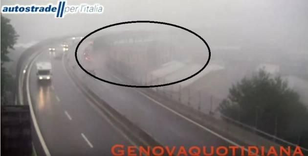 Genova Crollo Ponte: Onlit, sindaco Mit era controllore dormiente di Dario Balotta