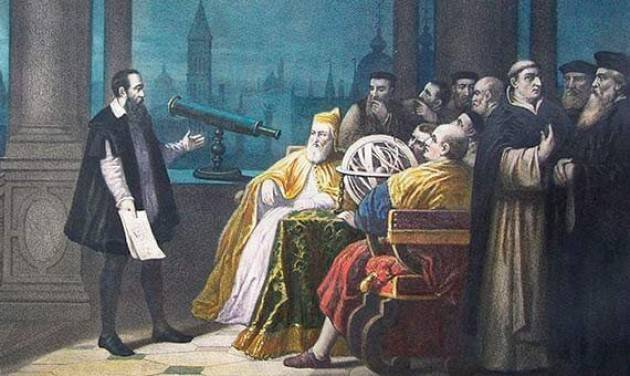 AccaddeOggi   #25agosto 1609 – Galileo Galilei presenta il suo primo telescopio al Senato di Venezia