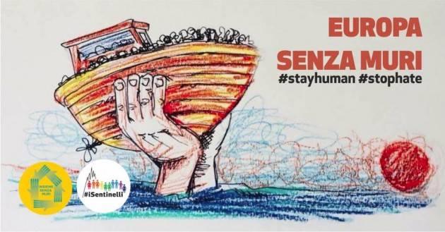 Tutti a Milano presidio di protesta contro l'incontro #Salvini  #Orban il 28 agosto