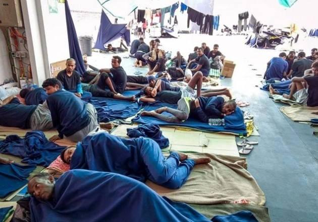 Finalmente lo sbarco dei migranti dalla Diciotti Chi ha Vinto? Di Gian Carlo Storti