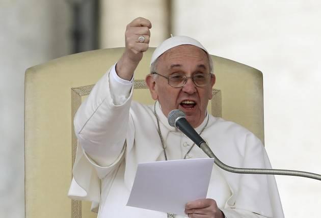 Abbiamo letto la lettera dall'ex Nunzio a Washington dove  chiede le dimissioni del Papa  by Oscar Bartoli