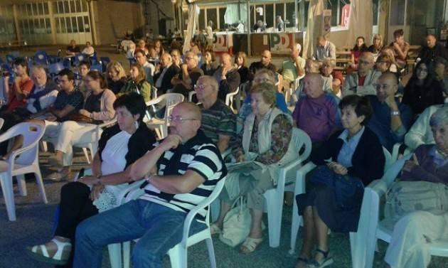 (Video) PD e Leu in sintonia sui temi dell'Europa alla Festa Unità2018 di Cremona