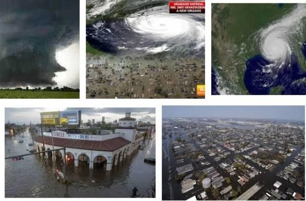 AccaddeOggi   #30agosto 2005 – L'uragano Katrina devasta New Orleans per poi dissiparsi