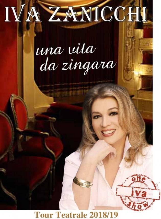Cremona: al Teatro Ponchielli lunedì 10 dicembre Iva Zanicchi