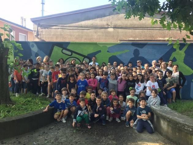 Cremona: al Quartiere Boschetto le attività riprendono con la street art
