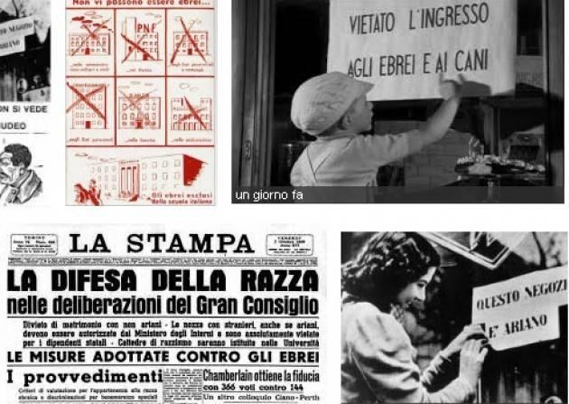 AccaddeOggi   #7settembre 1938 – In Italia viene promulgato il R.D.n. 1381 - Contro gli  ebrei