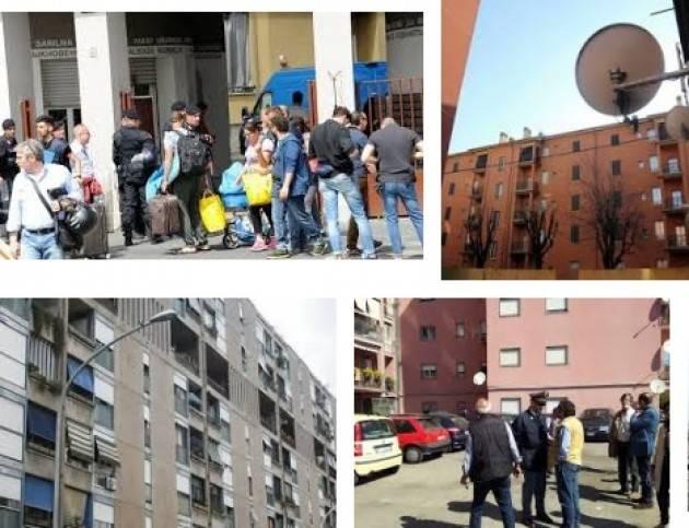LA CIRCOLARE DI SALVINI SULL'OCCUPAZIONE ARBITRARIA DEGLI IMMOBILI: LA POSIZIONE DI AMNESTY  ITALIA