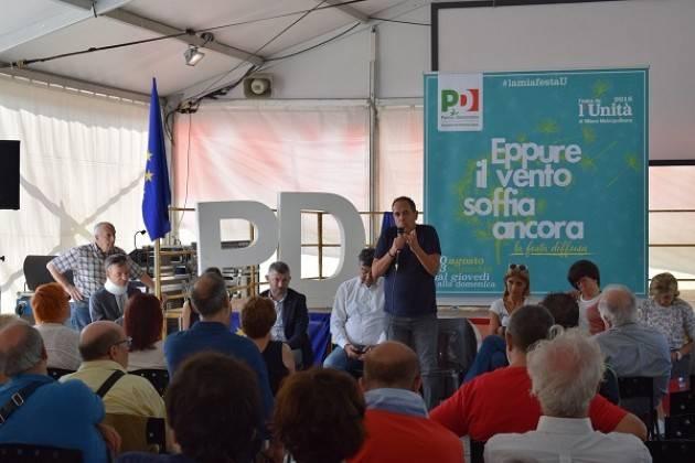 Mirabelli (PD): 'Battaglia senza remore per il difendere il futuro del paese e la democazia'