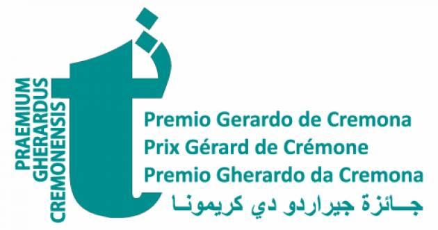 Il Premio Gherardo da Cremona sarà consegnato il prossimo 6 ottobre 2018