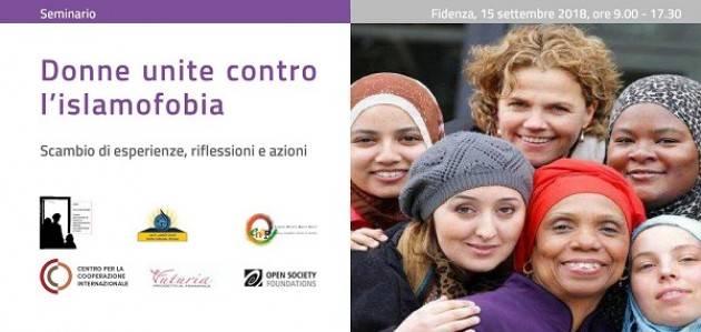 Fidenza: sabato 15 settembre il seminario 'Donne unite contro l'Islamofobia'