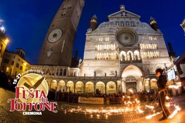 Cremona: martedì 18 settembre la conferenza stampa di presentazione della Festa del Torrone 2018