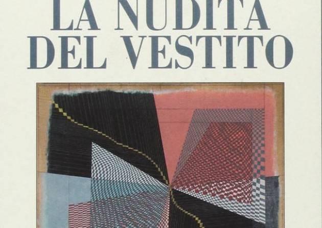 Presentazione libro LA NUDITÀ DEL VESTITO di  Fabio Scotto Biblioteca Civica di Luino il 15 settembre
