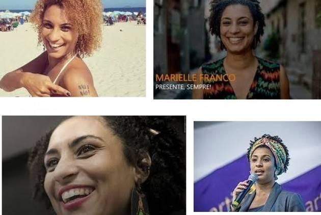 Amnesty ti invita a firmare l'appello per chiedere 'Chi ha ucciso Marielle Franco'