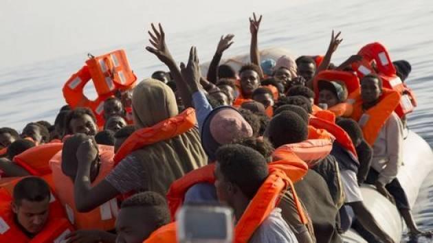 Pianeta Migranti. L'appello perchè l'Italia non diventi il Paese dei lager