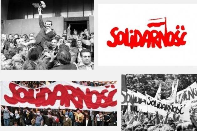 AccaddeOggi   #17settembre 1980 – In Polonia viene fondato il sindacato Solidarnosc