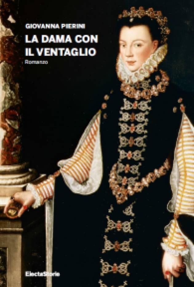 Libro di Electa LA DAMA CON IL VENTAGLIO  di Giovanna Pierini