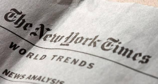 AccaddeOggi    #18settembre 1851 – Il New York Times inizia le pubblicazioni
