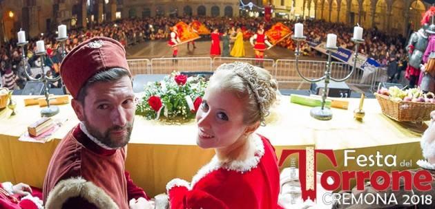 (Video)Cremona  La Festa del Torrone 17-25 novembre 2018   sarà dedicata a Mina