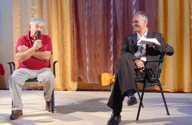 Gussola Concorso Eridanos  ad Agostino Melega assegnato il premio  'Giancarla Assandri'