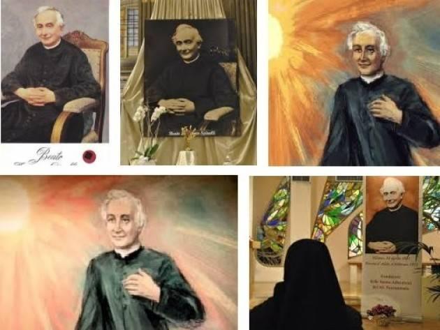 Diocesi di Cremona Eventi culturali don Spinelli Santo dal 2 ottobre