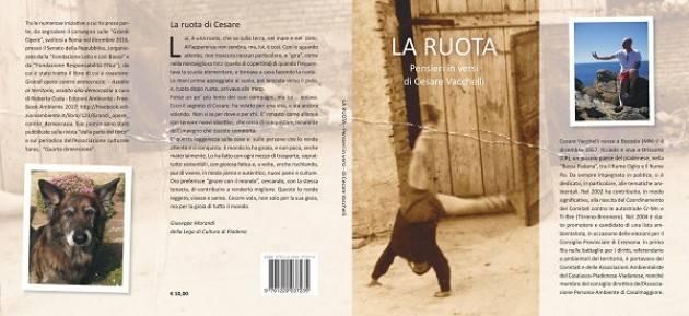 Presentazione libro 'La Ruota' Pensieri in versi di Cesare Vacchelli alle ACLI di Cremona il 28 settembre