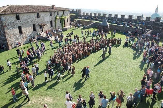 Fiabe nella Rocca il  7 ottobre: - Una Giornata Fantastica alla Rocca di Lonato del Garda (Brescia)