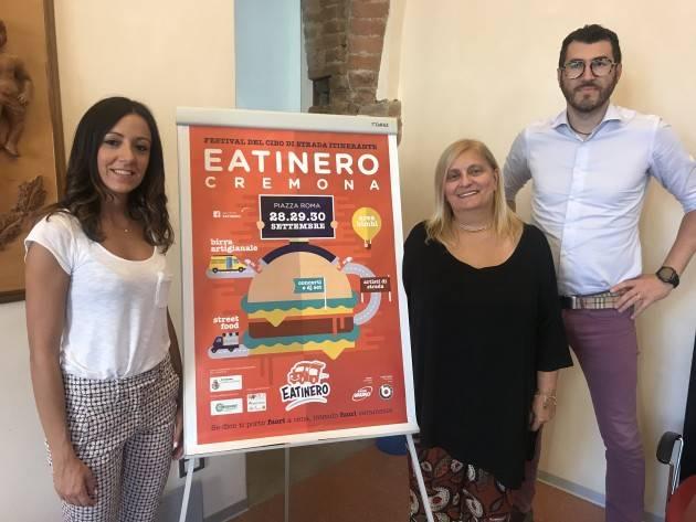 Eatinero Cremona 2018  Festival del Cibo di Strada Itinerante 28 - 29 - 30 Settembre