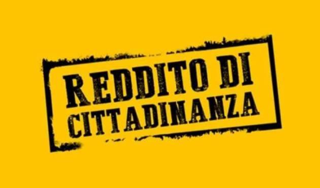 ADUC Reddito di cittadinanza 'solo agli italiani', ma pagato anche dagli stranieri. Politiche sempre più xenofobe