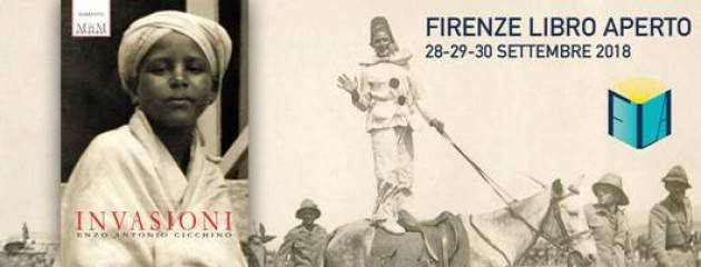 Firenze Libro Aperto 28-29-30 settembre , incontri, arte, spettacolo.