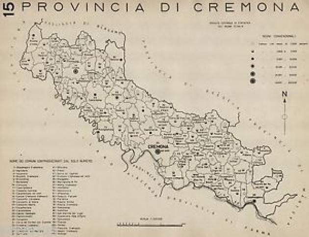 Elezioni Consiglio Provinciale del 31 ottobre: le osservazioni dei socialisti Cremaschi di V. Venturelli