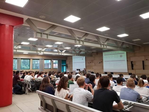 Campus Polo di Cremona SESSIONE DI LAUREA AL POLITECNICO DI MILANO il 24 settembre