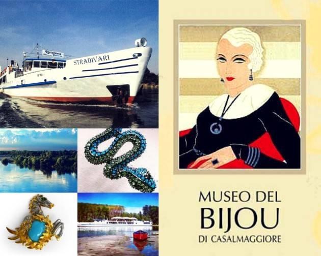 Visita il Museo del Bijou Casalmaggiore con una esclusiva crociera domenica 30 settembre